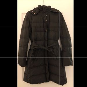J.Crew Long Puffer Jacket